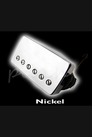 Bare Knuckle 'The Mule' Humbucker Set Nickel Short leg