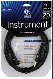 PW-GRA-20 Guitar Cable