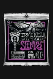 Ernie Ball Coated Power Slinky