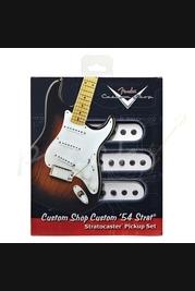 Fender Custom 54's Strat Pickups set of 3