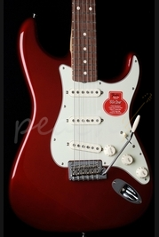 Fender Classic Player Strat 60's Candy Apple Red