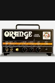 Orange Dark Terror 15w Class A amp head
