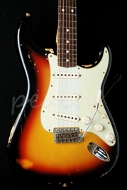 Fender Custom Shop 60 Strat Relic Sunburst