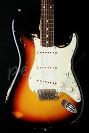 Fender Custom Shop 60 Strat Relic Sunburst