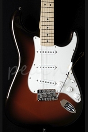 Fender Mexican Standard Strat maple Copper metallic burst
