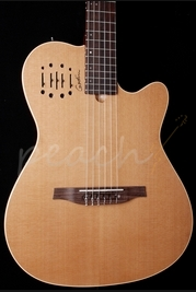 Godin Multiac Encore Nylon Natural with Gigbag
