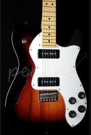 Fender Modern Player Tele Thinline Deluxe Sunburst