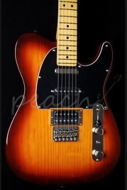 Fender Modern Player Tele Plus Honeyburst