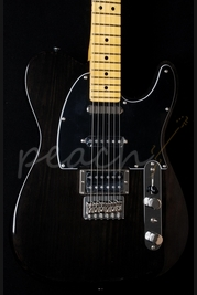 Fender Modern Player Tele Plus Charcoal Transparent