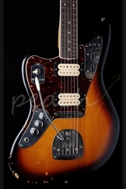 Fender Kurt Cobain Jaguar Left Handed