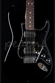 Fender Blacktop Strat HSH Rosewood Black
