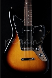 Fender Blacktop Jaguar 90 Rosewood Sunburst