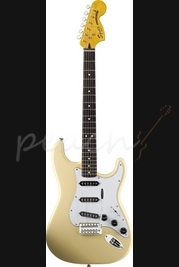 Squier Vintage Modified Stratocaster '70s RW Vintage White
