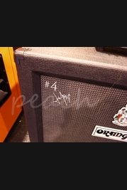 Orange Jim Root #4 Signature 2x12 cab
