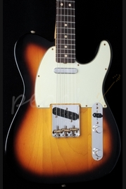 Fender Custom Shop 60s Duo Tone Tele Relic Sunburst
