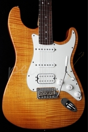Fender Select Strat HSS Rosewood Antique Burst