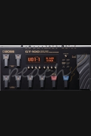 Boss GT-100 Multi-Effects
