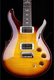 PRS DGT David Grissom Model 10 Top With Birds Tobacco Sunburst