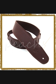 "DSL GLG-25-2  2x5"" Brown Leather Strap"