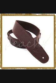 "DSL GLG-25-2  2x5"" Brown Leather Strap"