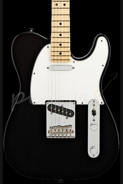 Fender American Standard Tele Maple neck Black 2012