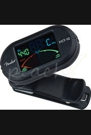 Fender FCT-12 Colour Clip on Tuner