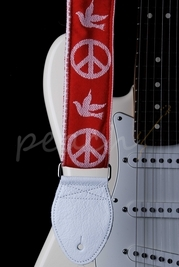 Souldier GS1026WH02WH06 Neil Young Peace Red
