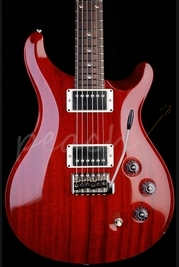 PRS DGT Standard Faded Cherry with Moons