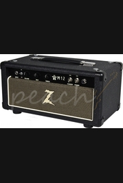 DR Z M12 Head Black