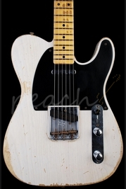 Fender 52 Heavy Relic Tele White Blonde