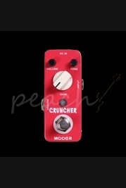 Mooer Cruncher Compact Distortion Pedal