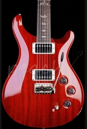 PRS DGT Standard Faded Cherry with Birds