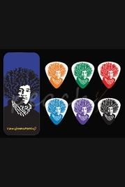 Dunlop Jimi Hendrix Pick Tins