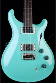 PRS DGT Standard Seafoam Green with Moons