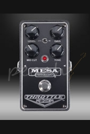 Mesa Boogie Throttle Box High Gain Distortion Pedal