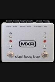 MXR Dual Loop Switch