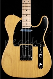 Fender American Deluxe Tele Ash Maple Neck Butterscotch Blonde
