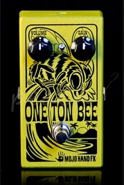 Mojo Hand FX One Ton Bee
