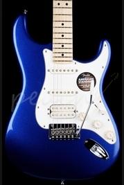 Fender American Standard Strat 2012 spec Maple Mystic Blue HSS
