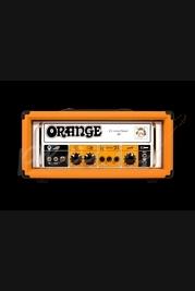 Orange Custom Shop 50 Watt Head Used
