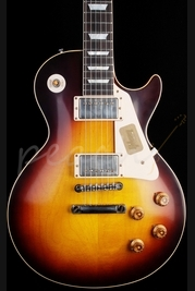Gibson Custom 1958 Les Paul VOS Faded Tobacco Plaintop 2013 Spec
