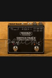 Mesa Boogie Switch-Track A/B/Y Switcher