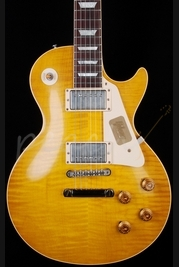 Gibson Custom 1959 Les Paul VOS Lemonburst 2013 Spec