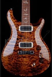 "PRS Paul's Guitar Yellow Tiger with ""Dirty Artist Grade Quilt"""