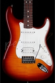 Fender Mex Standard Strat HSS Plus Top Tobacco Sunburst RW