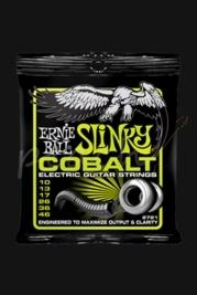 Ernie Ball Slinky 10's Cobalt