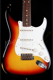 Fender Custom Shop 59 Relic Strat Faded 3 Tone Sunburst