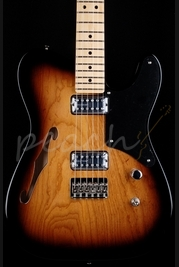 Fender Cabronita Thinline Maple Neck 3 Tone Sunburst