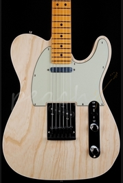 Fender Custom Shop 2013 Custom Deluxe Tele Ash Natural Top Bound