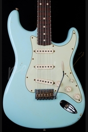 Fender Custom Order Tone Machine Strat Sonic Blue